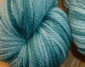 Hand Dyed 100% Merino Aran Weight Yarn