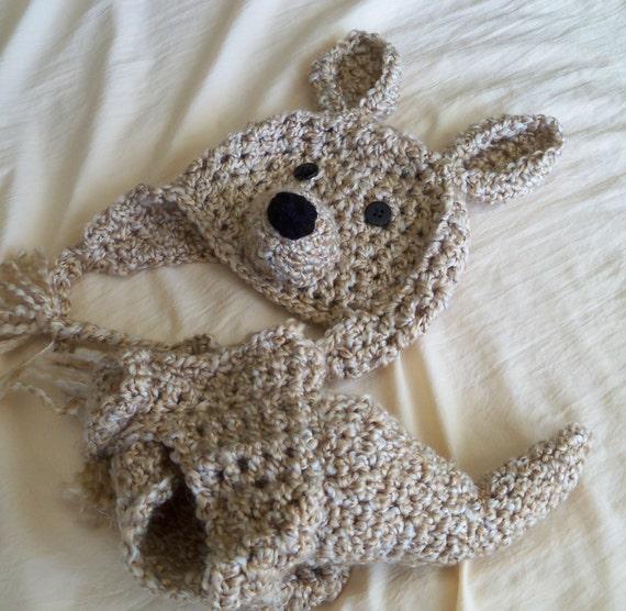 how to make a kangaroo tail for costume