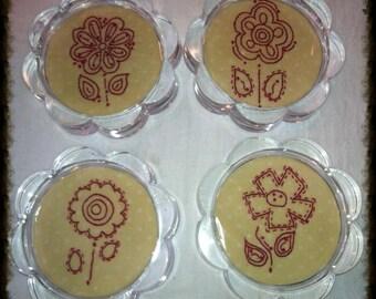 Summer Coasters Pattern