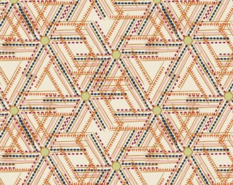 INDIE Afro Fusion Dawn  (IN-5202) - Art Gallery Fabrics - Patricia Bravo - By the Yard