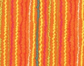 Snap Pop Fabric by Sandy Gervais for Moda Fabrics-Orange Stripe-1 Yard-17717-14