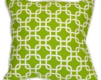 Pillow Cover Cushion 20x20 green links  colors, other sizes available,