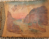 RESERVED. Panama Canal Military Photo Album circa 1928-1934 --- 90 images