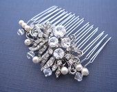 Wedding Hair Accessories Bridal Hair Jewelry Wedding Headpieces Bridal Hair Combs Pearl Wedding Combs Wedding Fascinators Bridal Hair pieces