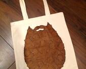 Sean Morris Bear'd Tote Bag