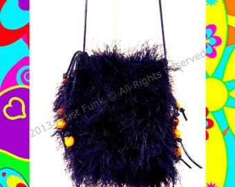 Boho Bag, Boho Crossbody Bag, Funky Bag, Funky Handmade Bags, Crossbody Bag, Funky Bag, Artistic Bag, Colorful Bag, Long Bag