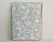 9 x 11 Binder Notebook-MEGAN