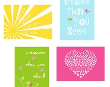 Winnie the Pooh Quote You Are Braver than You Believe Nursery Print Quote Set of 4 poster prints matches Kumari Garden Fabrics