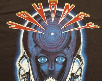JOURNEY vintage 1983 tour TSHIRT