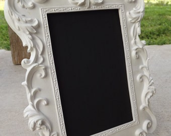 Framed Chalkboard Candy Bar Menu Sign Vintage by FrameItbyJill