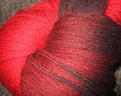 Ruby Takes Her Love To Town Kettle Dyed Worsted Weight Wool Yarn