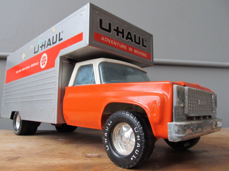 Toy Trucks U Haul Metal Uhaul Wiring Harness Installation Photos Of