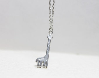 Cute giraffe pendant Necklace - S2167-1