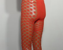 Vintage Fishnets, size S-M-L