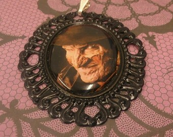 One Two Freddy's Coming For You Necklace