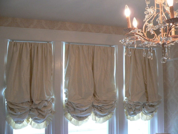 Wood Valance Kitchen