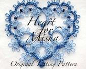Heart for Misha - Tatting Pattern