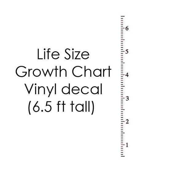 Diy Wooden Growth Chart Tutorial - Classy Clutter