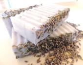 LAVENDER SOAP, For the Lavender Lover - Scented in French Lavender Essence Oil, Vegan Friendly, Handmade