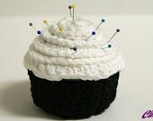 Cupcake Container / Pincushion (color of your choice)