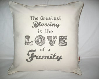 Popular items for words quote on Etsy - Words And Quotes Pillow Designs
