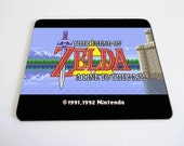 Free Shipping to North America Zelda screen mousepad