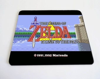 Zelda screen mousepad
