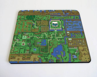 Zelda Links Awakening mouse pad