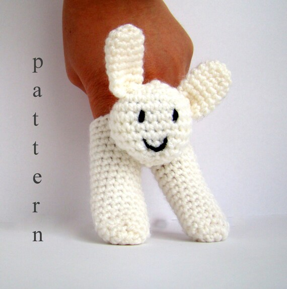 Amigurumi Free Pattern Hippo : Two Finger Amigurumi Puppets Pattern crochet pattern amigurumi