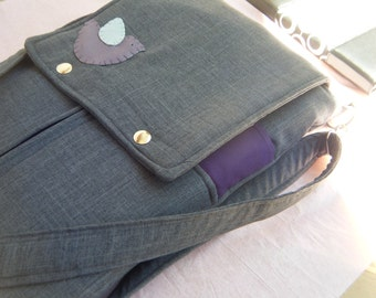 """Laptop bag-11"""",13"""",14"""",15"""",17""""Macbook,MS SurfacePro,LenovoYoga,Sumsung chromebook,Acer, Hp, ASUS-padded-POCKETS-Classy blackberry"""