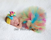 Razzle Dazzle Tutu Great for Birthdays, Photography Prop, and Dance