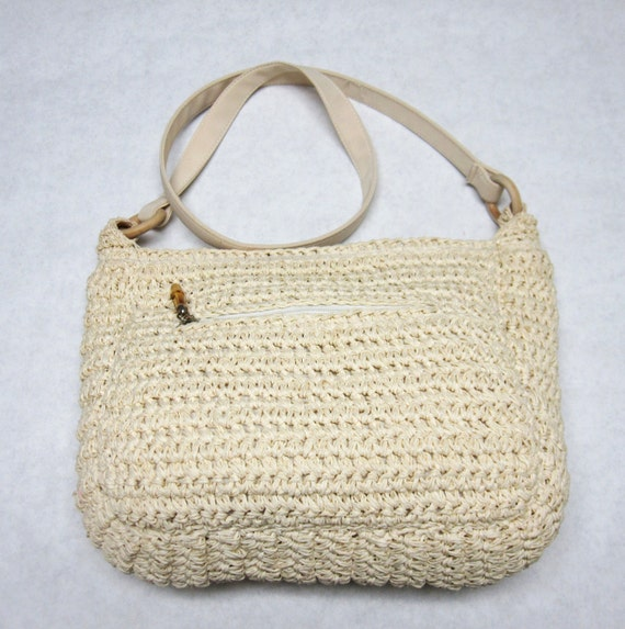 Crochet Hobo Bag : All Bags & Purses