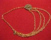 Copper Cutie Necklace