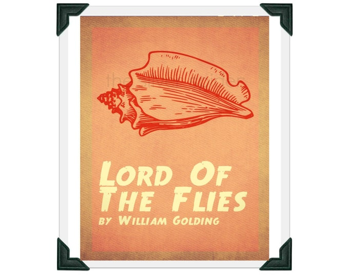 the paralysis of fear in lord of the flies by william golding
