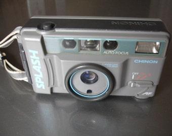 Vintage Chinon AF Splash 35MM Camera - We have a vintage camera for you