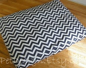 "48"" Large Dog Bed Cover - Custom Dog Bed Covers - Made to Order"