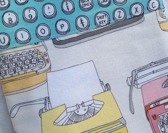 Vintage Typewriter eReader or iPad Mini Case