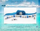 For Lollie Beads Boutique Only Custom Affordable Ecommerce Web design HTML