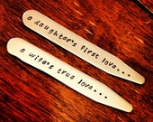 Collar Stays - A Daughter's First Love & A Wife's True Love - Dad's Christmas Gift