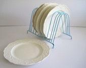Steubenville  Adam Antique /  Luncheon Plates /  Set of Six