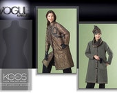 Vogue Pattern 2868 Koos Couture OOP Sizes D (12, 14, 16)