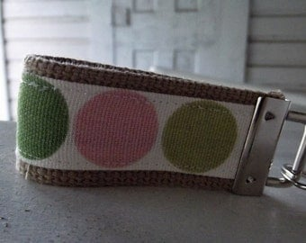 FREE Shipping Polka Dot Key Chain **Price Reduced***