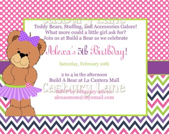 Printable Birthday Invites as best invitations layout