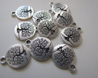 Sterling Silver Tree of Life Charm or Pendant