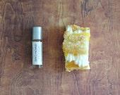 Lemon Cake Perfume Oil, Roll On Perfume Bakery Cookie Scent