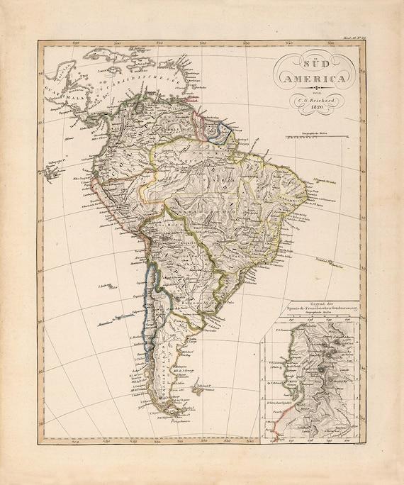 Google Maps South American – Jerusalem House