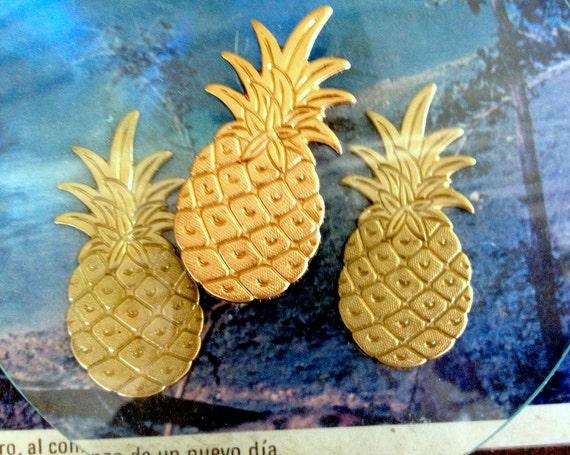 Hospitality Pineapple 3 pc