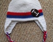 Football Striped Hat