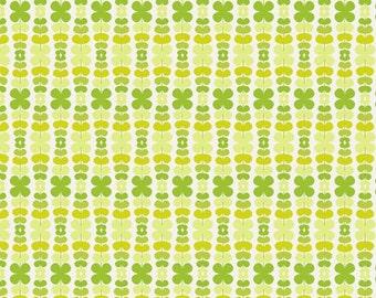 SALE - Color Me Retro - Kitchenette Apple by Jeni Baker from Art Gallery Fabrics