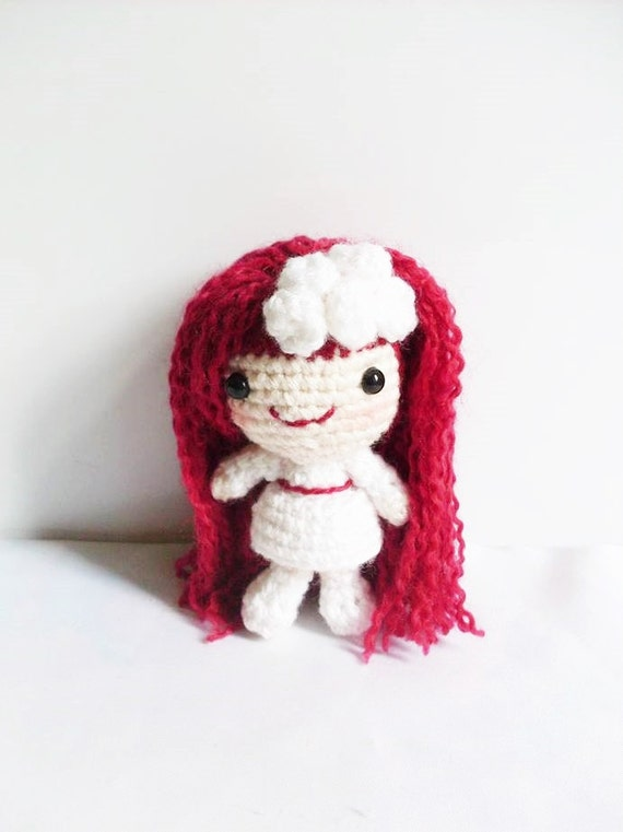 PATTERN : Virgo - The Cutiest Signs of Zodiac Amigurumi Collection